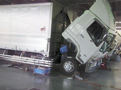一般車両整備(大型)